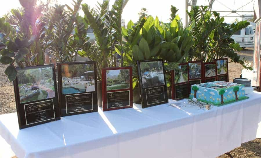8 awards lined up at the Breakfast of Chapions party