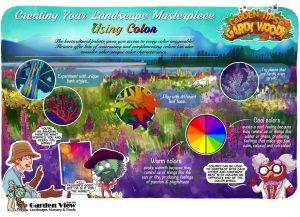 Color and Light in Landscape Design