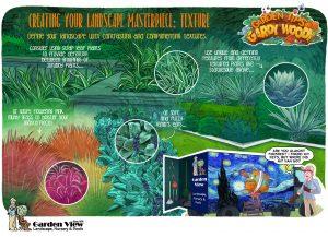Texture in Landscape Design