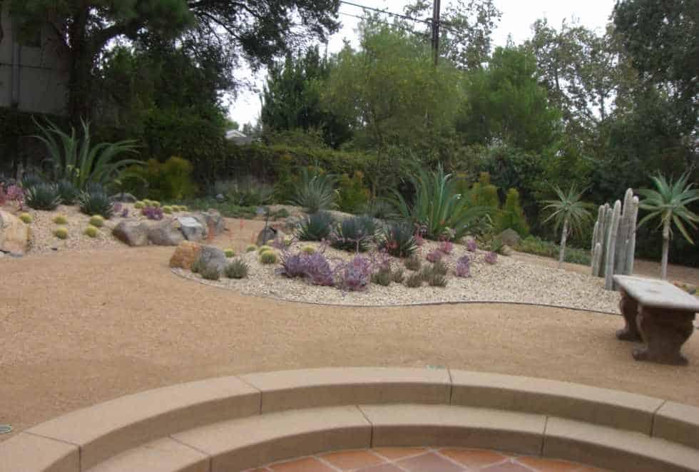Sustainable Garden, winner of CLCA award