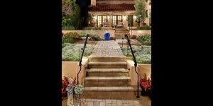 Spanish Style entry pavers