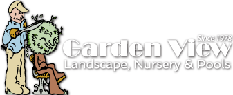 Garden View Landscape Nursery and Pools logo