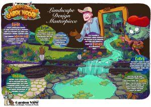 Landscape Masterpiece Garden Tip