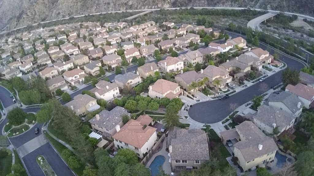 Mountain Cove Azusa, maintained landscapes