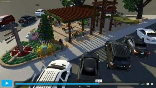 Kersting Court Sierra Madre conceptual design video thumbnail